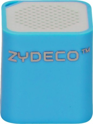 zydeco SBBS Portable Bluetooth Mobile/Tablet Speaker(Blue, 2.0 Channel)