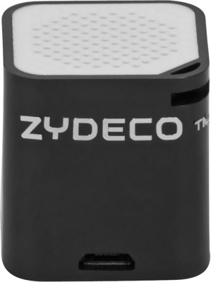 ZYDECO Smart Box Bluetooth Speaker 1 Portable Bluetooth Mobile/Tablet Speaker(Black, 2.0 Channel)