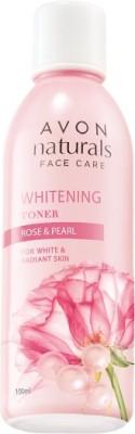 Avon NATURALS ROSE & ROSE PEARL TONER(100 ml)