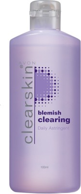 Avon CLEARSKIN BLEMISH CLEARING DAILY ASTRINGENT 100ML(100 ml)