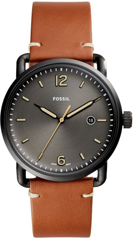 Fossil FS5276 THE COMMUTER 3H DATE Analog Watch For Men