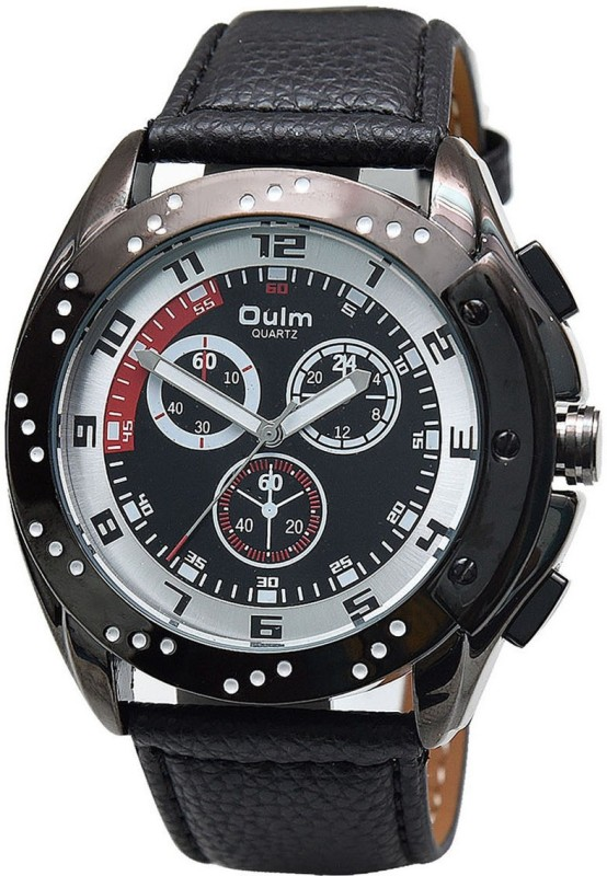 OULM HP9964RE Analog Watch For Men