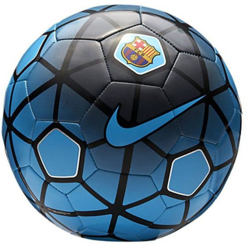 Retail World FBC Blue Football - Size: 5(Pack of 1,...