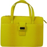 Cross Hand-held Bag (Yellow)