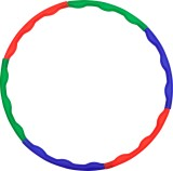 GSI Collapsible into 6 Rods Hula Hoop (D...