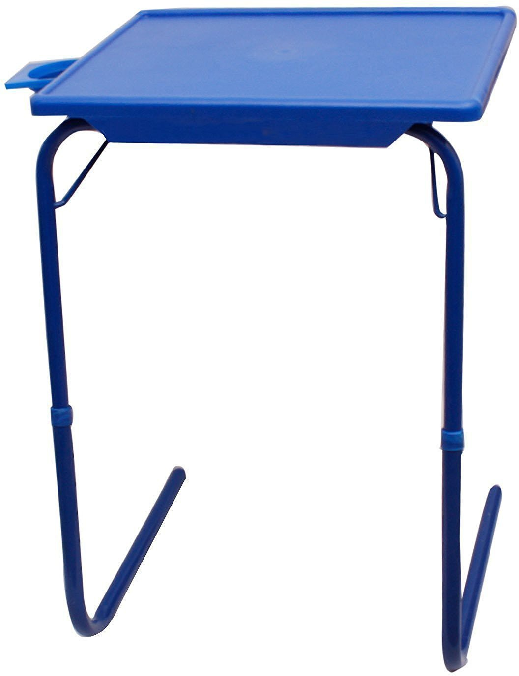 View EMERET Plastic Portable Laptop Table(Finish Color - BLUE) Furniture (EMERET)