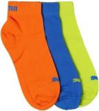Puma Men & Women Ankle Length Socks (Pac...