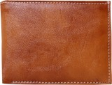Viva Men Tan Artificial Leather Wallet (...