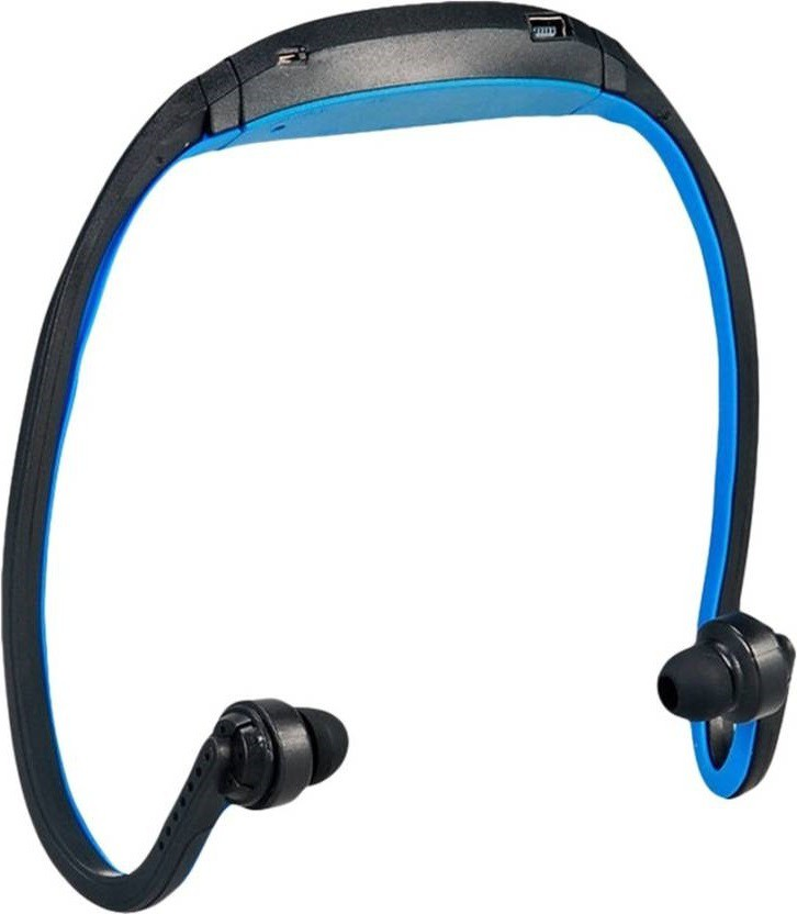 KLIKX BS19C-BT11 Wireless Bluetooth Headset With Mic(Multicolor)