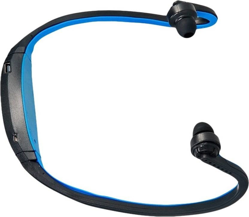 KLIKX BS19C-BT14 Wireless Bluetooth Headset With Mic(Multicolor)