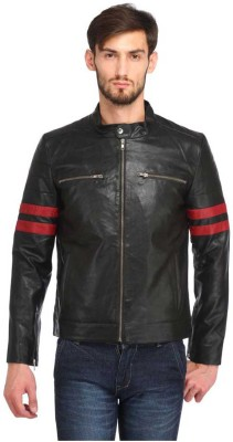 Autosky Full Sleeve Solid Men's Jacket