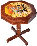 Apkamart Handicraft Wooden End Table cum...