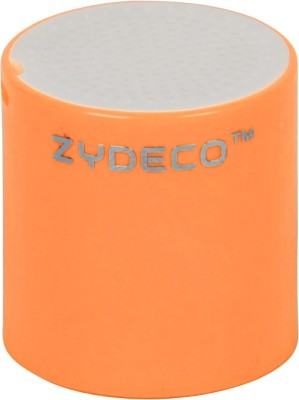 zydeco Smartbox II Portable Bluetooth Mobile/Tablet Speaker(Orange, 2.1 Channel)