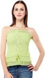 Clo Clu Party Sleeveless Embellished Wom...