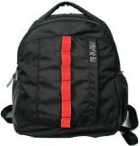 EG AT Black 30 L Laptop Backpack (Black)