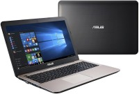 Asus A-SERIES Core i3 5th Gen - (4 GB 1 TB HDD Windows 10 Home 2 GB Graphics) A555LF-XX406T Notebook(15.6 inch Dark Brown)