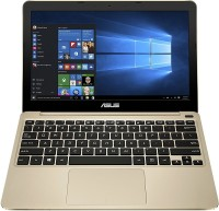 Asus eebook series Atom 5th Gen - (2 GB 32 GB EMMC Storage Windows 10) E200HA-FD0043T Netbook(11.6 inch Gold)