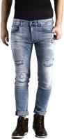 Kook N Keech Jeans (Men's) - Kook N Keech Slim Men's Blue Jeans