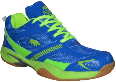 Port Python Badminton Shoes(Blue)