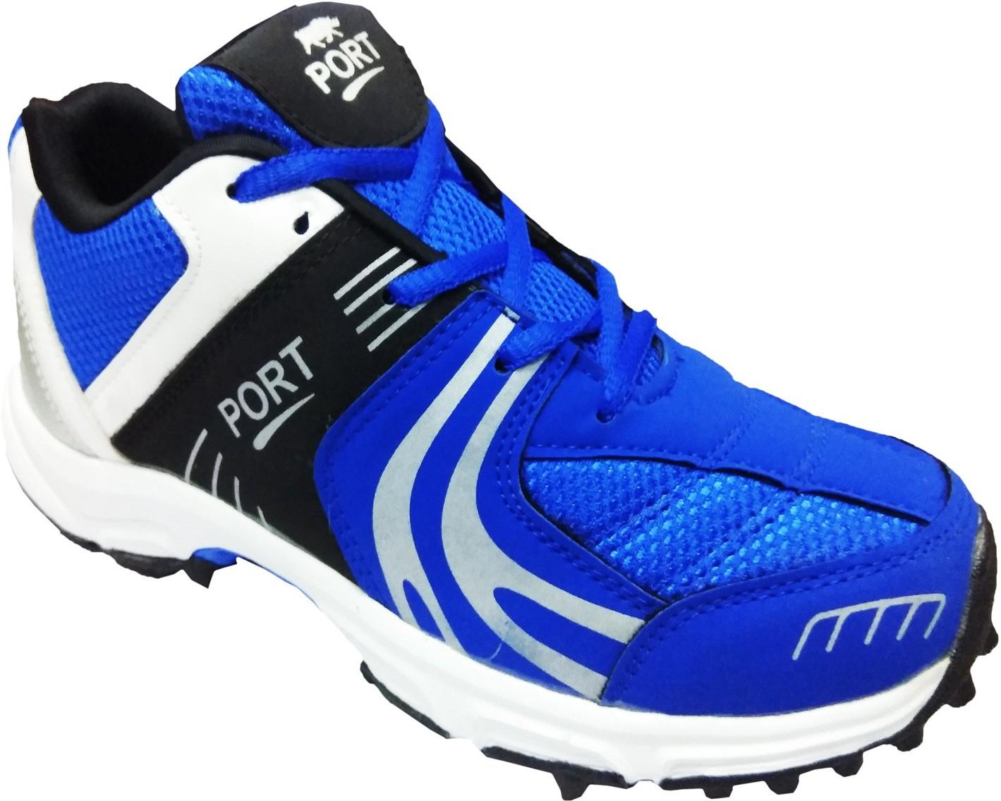 Port GTR Cricket Shoes(Blue)