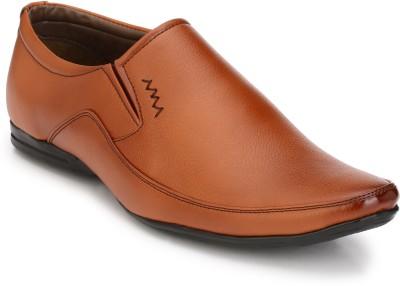 John Karsun Mens Formal Slip On(Tan)