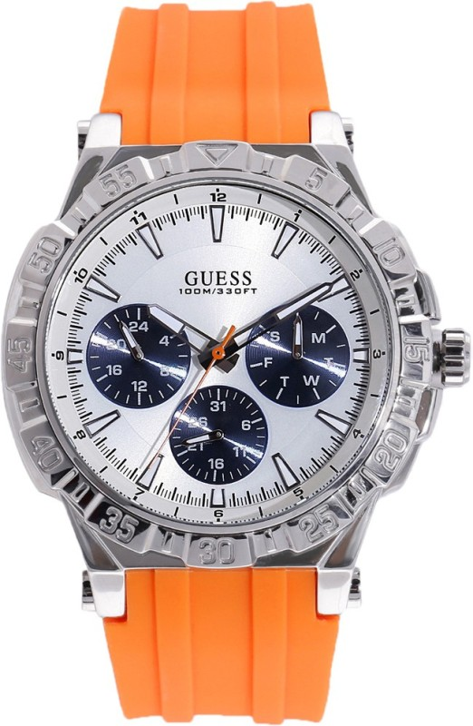 Guess W0966G1 TURBO Analog Watch For Men