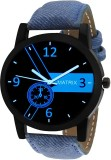 Matrix WCH-192-BL ADAM Analog Watch  - F...