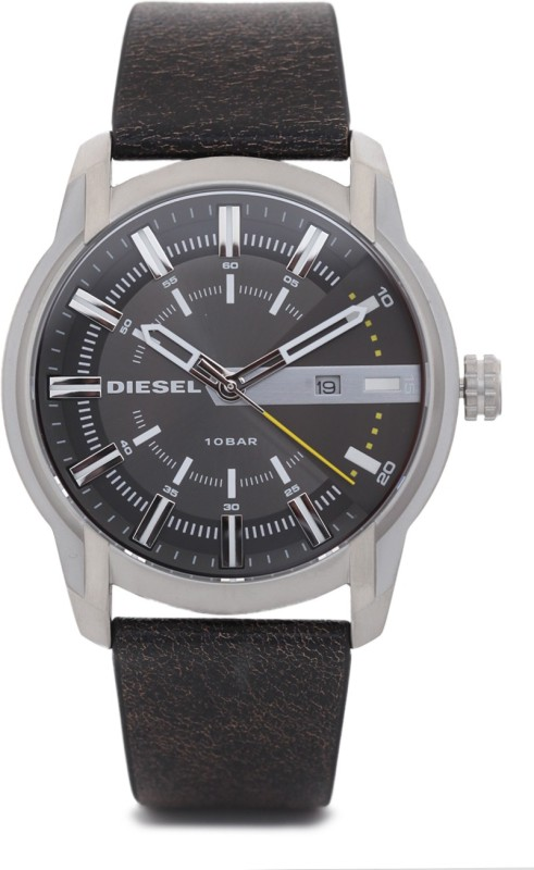 Diesel DZ1782 Analog Watch For Men WATEQBDBBSDHNMSH
