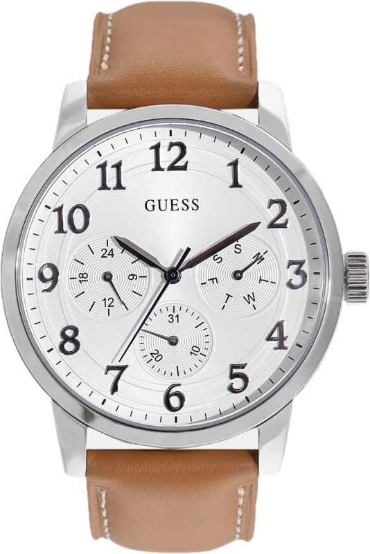 Guess W0974G1 BROOKLYN Analog Watch For Men