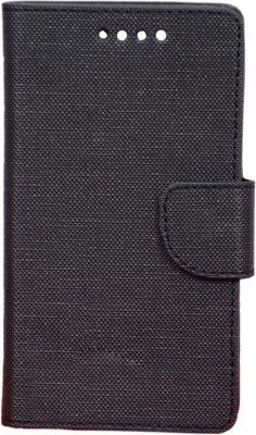 VES Flip Cover for Karbonn Quattro L55 HD