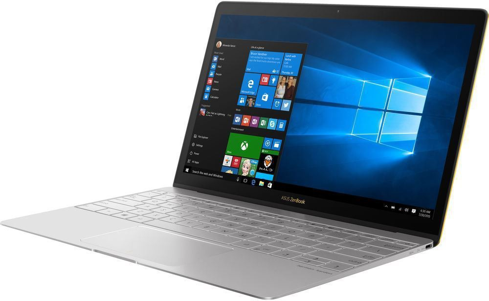 View Asus Zen Book 3 Series Core i7 7th Gen - (8 GB/512 GB SSD/Windows 10) UX390UA-GS046T Ultrabook(12.5 inch, Gray, 0.91 kg) Laptop