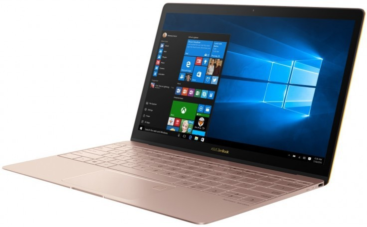 View Asus Zen Book 3 Series Core i5 7th Gen - (8 GB/512 GB SSD/Windows 10) UX390UA-GS045T Ultrabook(12.5 inch, Gold, 0.91 kg) Laptop