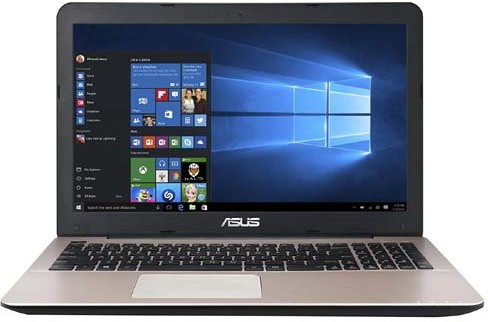 View Asus A Series Core i3 5th Gen - (4 GB/1 TB HDD/Windows 10/2 GB Graphics) 90NB08H1-M06020 A555LF-XX406T Notebook(15.6 inch, Glossy Dark Brown IMR, 2.2 kg) Laptop