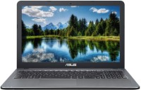 Asus X SERIES Celeron Dual Core 6th Gen - (4 GB 500 GB HDD DOS) X540SA-XX366D Notebook(15.6 inch SIlver 1.9 kg)
