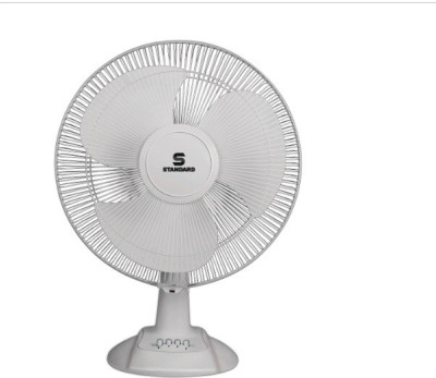 Standard SAILOR HS TABLE 3 Blade Table Fan(White) 400mm