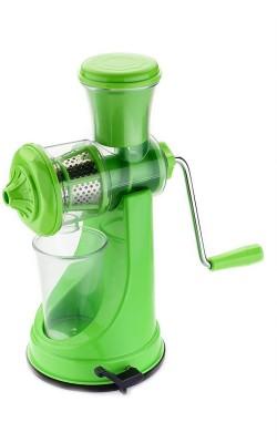 Best Way Polypropylene, Steel Hand Juicer(Green Pack of 1) at flipkart