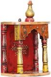 Apkamart Handicraft Wooden Temple - Deco...