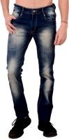 Mascari Jeans (Men's) - MASCARI Slim Men's Blue Jeans