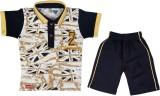 JBN Creation Boys Casual T-shirt Pant (W...