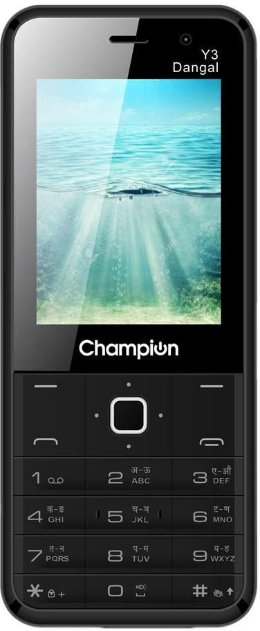 View Champion Y3 DANGAL(Black)  Price Online