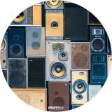 PrintVoo Speakers Design Mousepad (Multi...