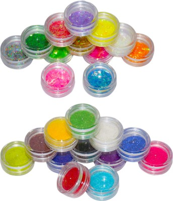 ARIP Nail Art Set(Multicolor-10)