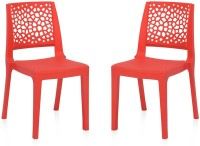 Nilkamal Nexus Plastic Outdoor Chair(Finish Color - NA)