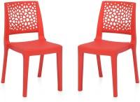 Nilkamal Nexus Plastic Outdoor Chair(Finish Color - NA)
