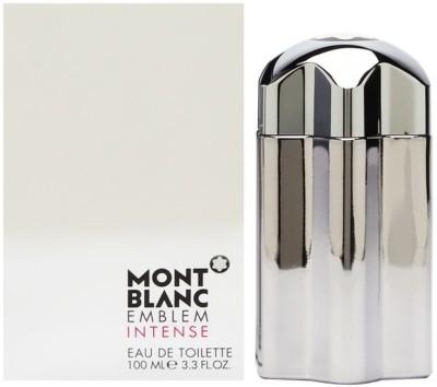 Mont Blanc Intense Eau de Toilette - 100 ml(For Men, Boys)