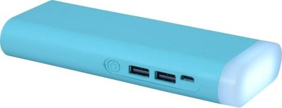 HBNS BLE15000MAH001 BLUE15000MAH 15000 mAh Power Bank(Blue, Lithium-ion)
