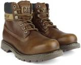 CAT COLORADO Boots (Brown)