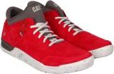 CAT CLASH Sneakers (Red)
