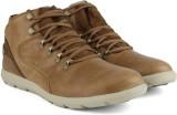 CAT PREVAIL Sneakers (Brown)