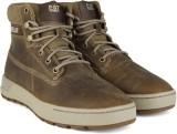 CAT RYKER Boots (Beige)